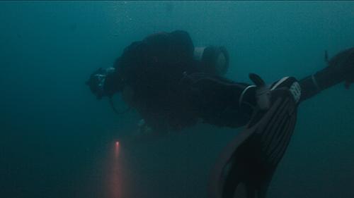underwater work   (various)