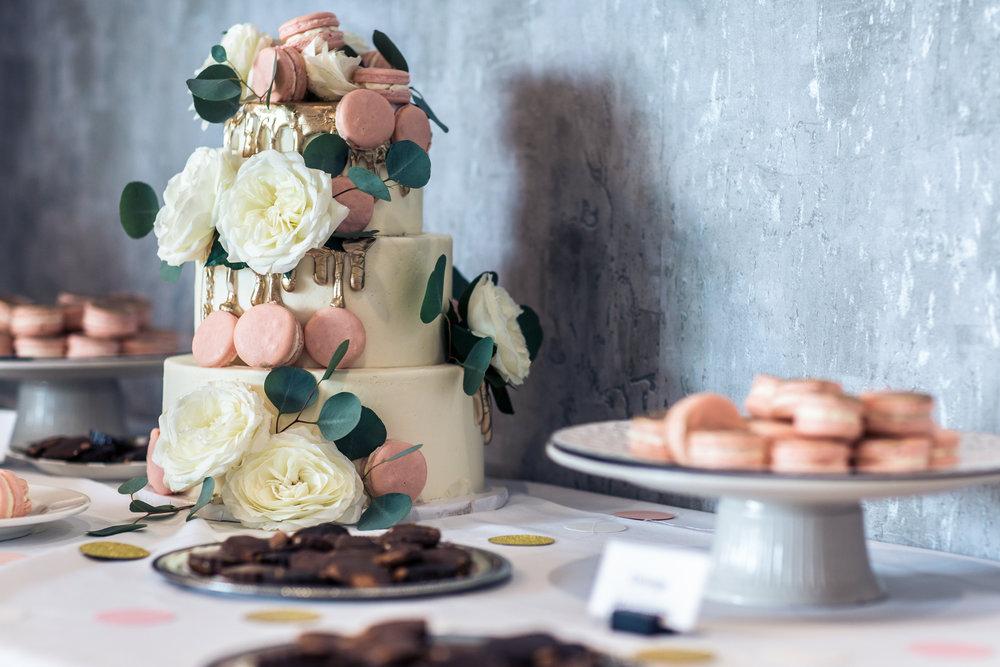 Cake Display - Tomas Flint Studios