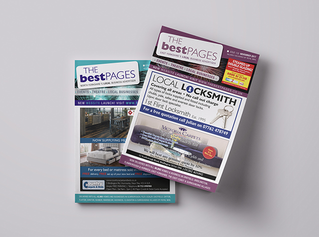 → Directories - Unrivalled circulation & response rates