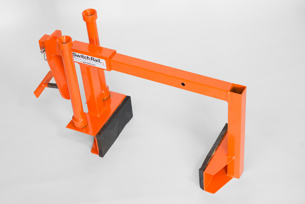 SRPC - SwitchRail Parapet Clamp