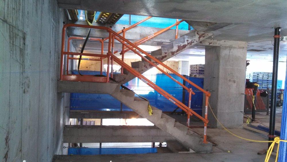 Stairway Set Up 3.JPG