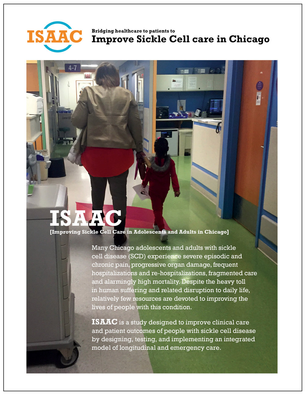 ISAAC OVerview brochure