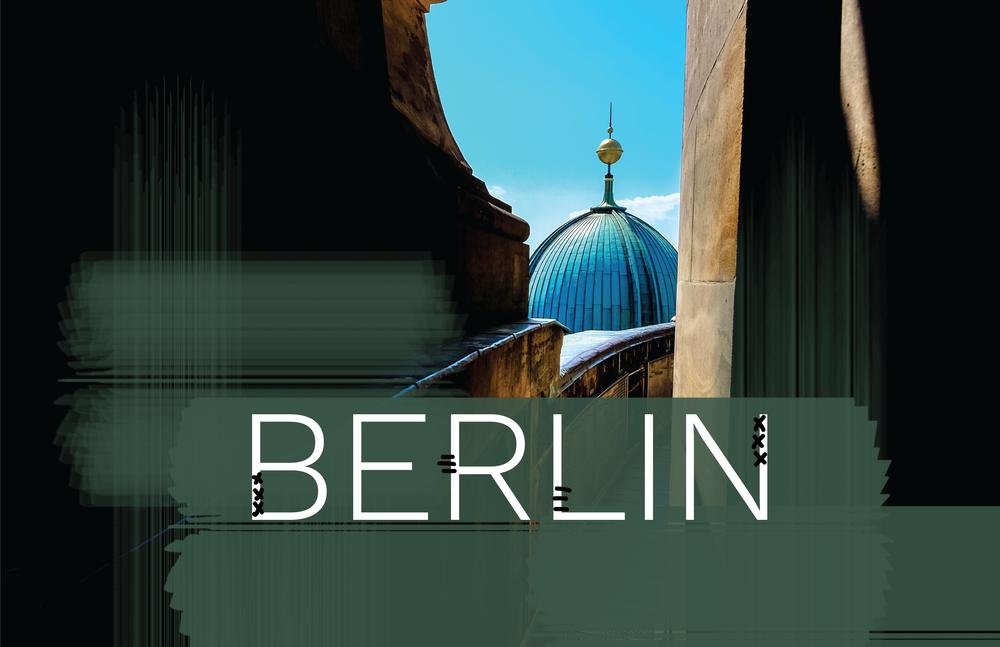 Berlin Travel Itinerary
