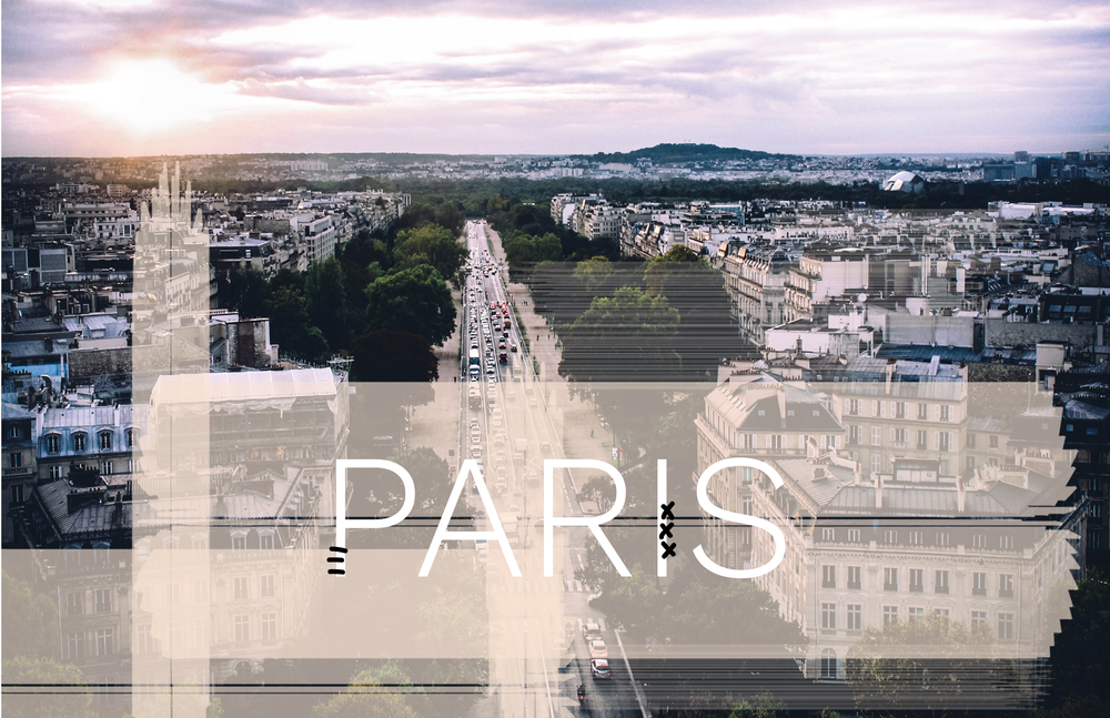 Paris Travel Itinerary