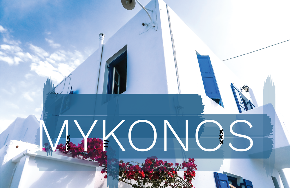The best things in Mykonos