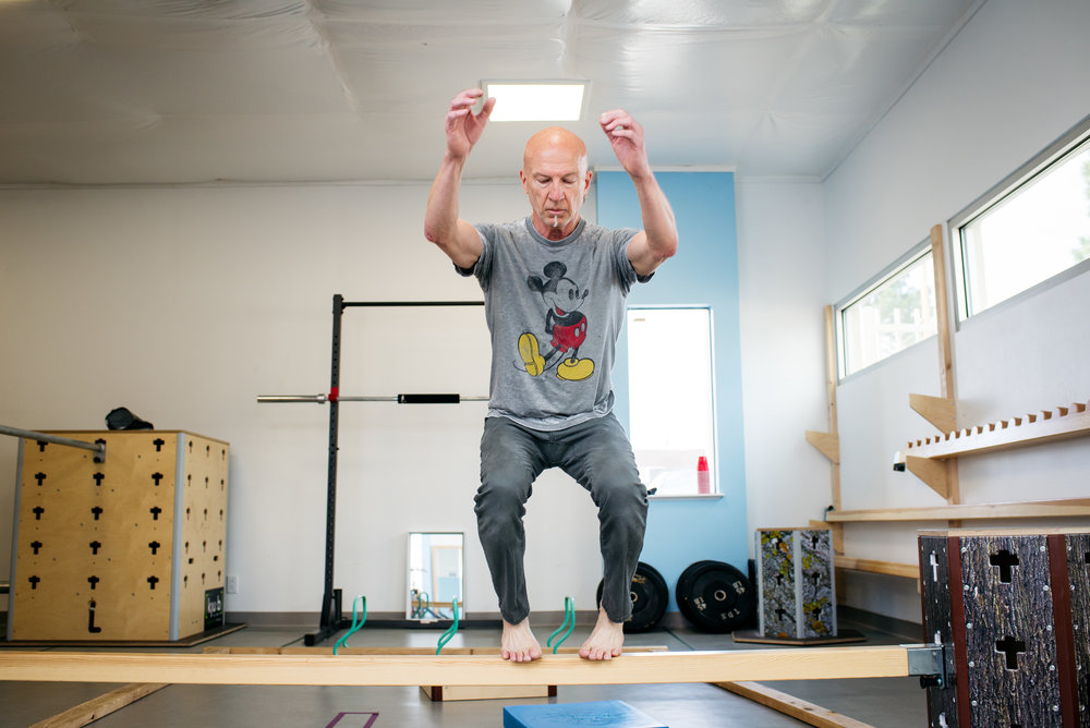 Ed MovNat precision jump MoveTru Albuquerque