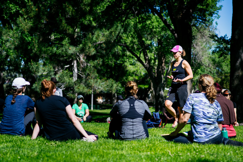 MovNat at Tasty Tuesday! - Join us the 2nd Tuesday of every month this year at Hyder Park for free MovNat classes during Tasty Tuesday!