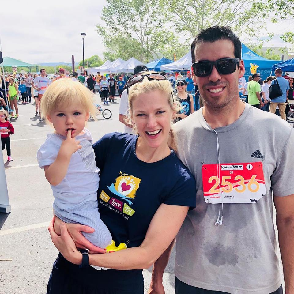 Anna Luna, PT - Anna is an amazing physical therapist at Langford Sports & PT, and happens to also be an incredibly talented runner, mother, and wife. She rocked it at the Run for the Zoo this year!
