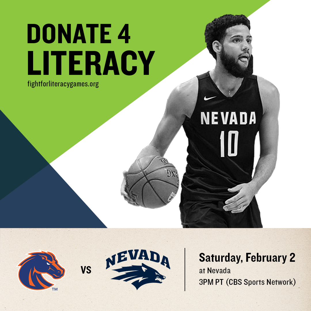 Coach Musselman and The Wolf Pack Join Nationwide Fight for
