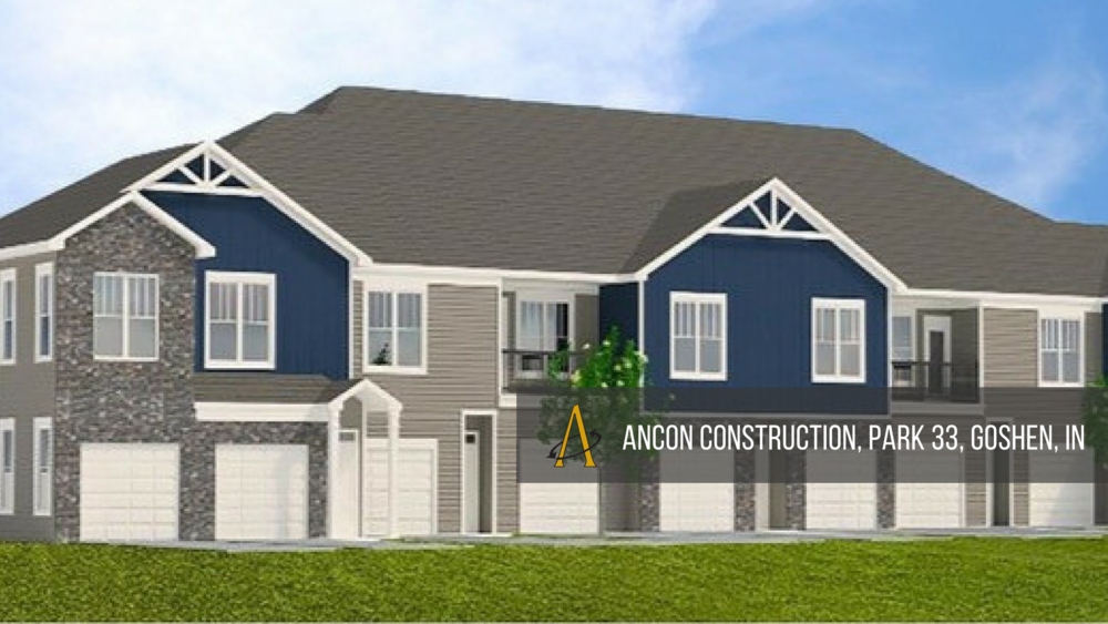 Ancon Construction, Park 33, Goshen, Indiana