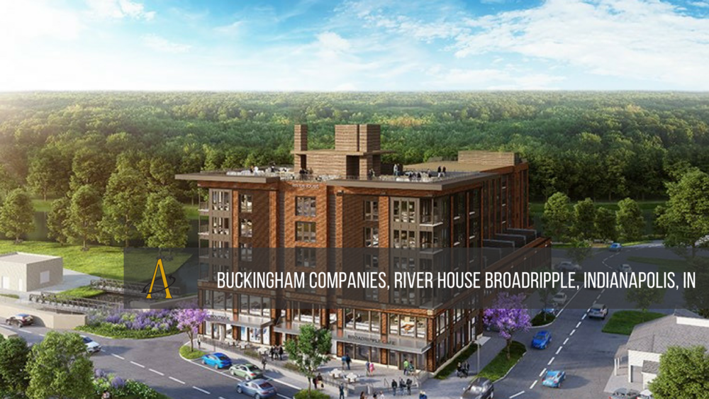 Buckingham Companies, River House Broadripple, Indianapolis, IN