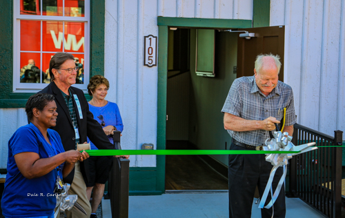 Ribbon Cutting - Mayor Tim Litz