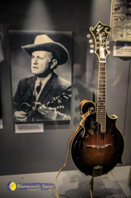 Bill Monroe - Photo by Dale R. Carlson