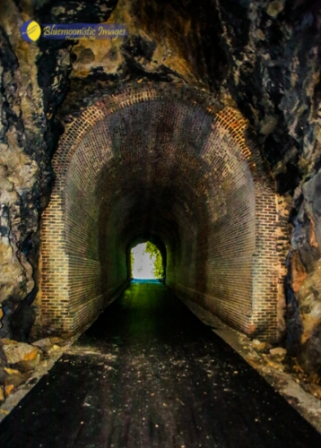 Callahan Tunnel - Photo by Dale R. Carlson