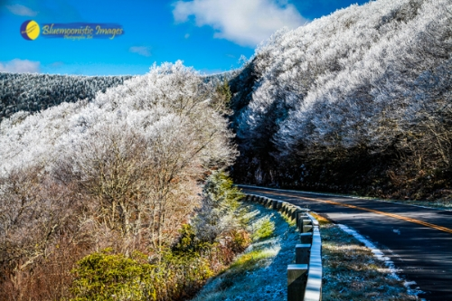 Parkway Frosting - by Dale R. Carlson