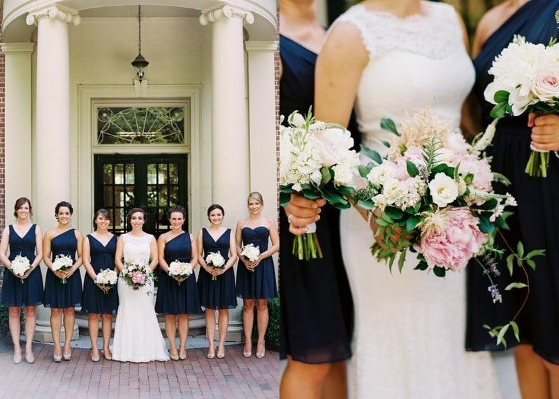 Hill Courtyard Wedding