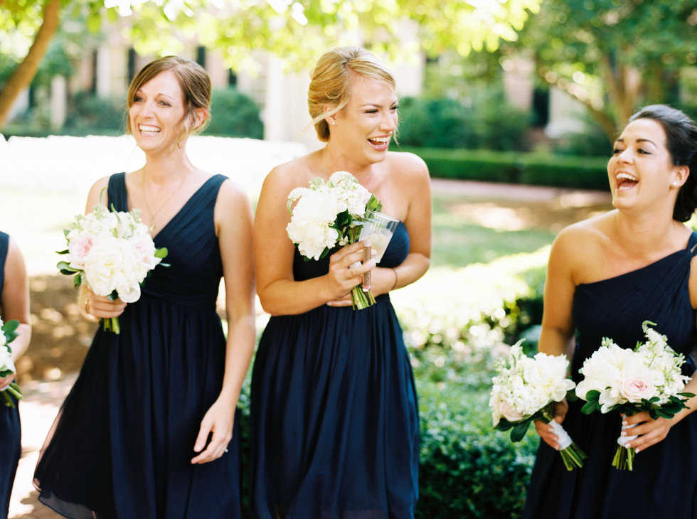 North Carolina Bridal Party
