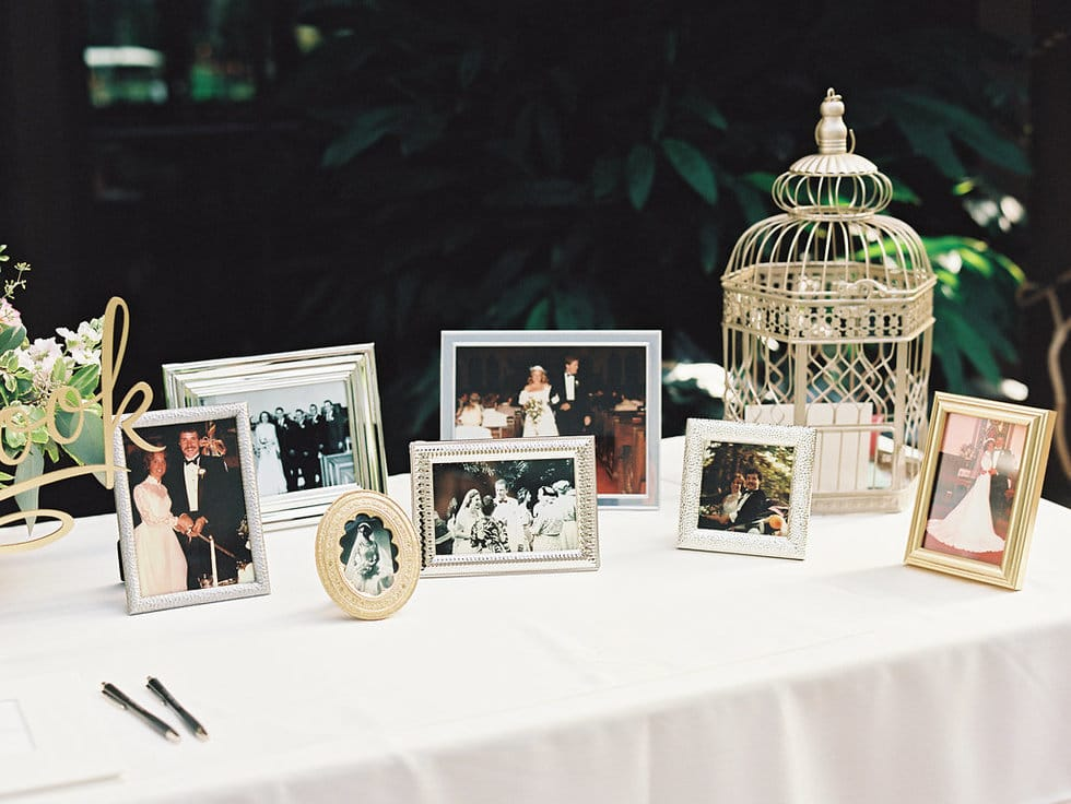 Heirloom Family Wedding Photos
