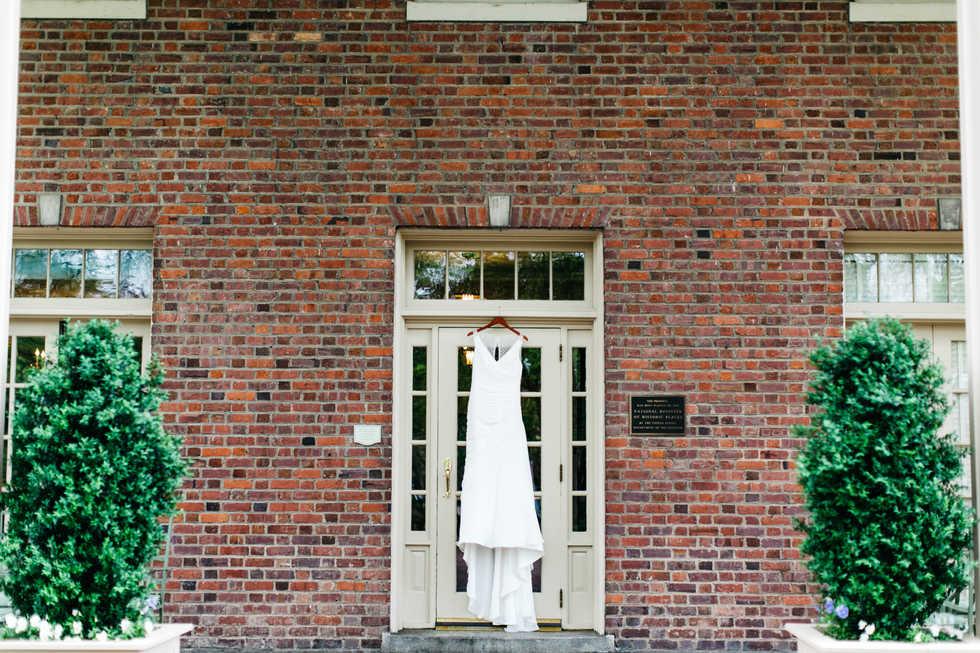 Carolina Inn Bride