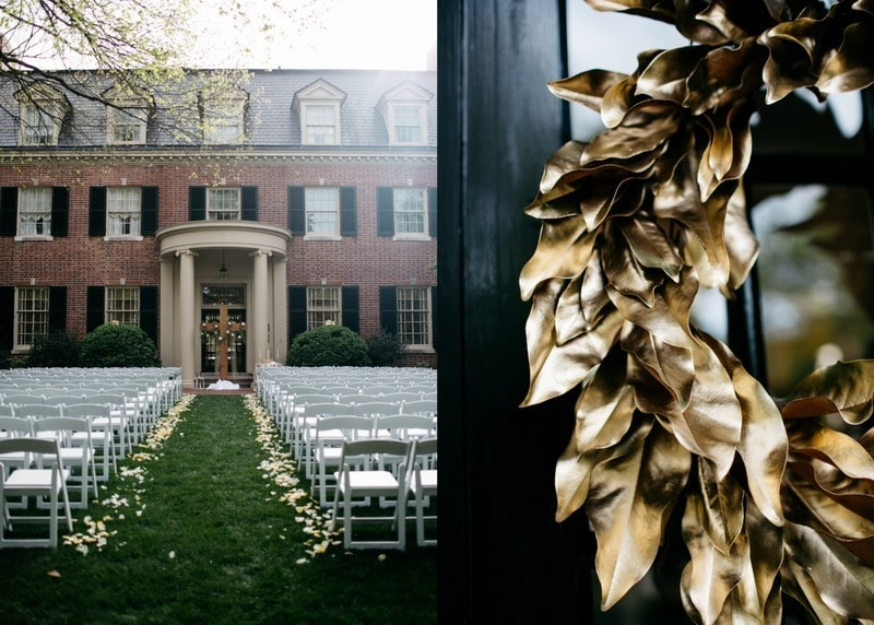 Hill Courtyard Ceremony