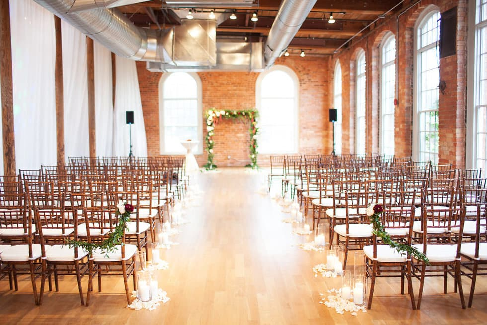 Cotton Room Wedding