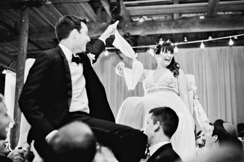 Jewish Wedding Dance