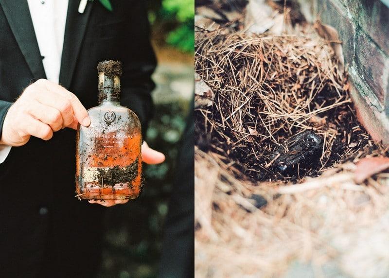 Bury the bourbon tradition