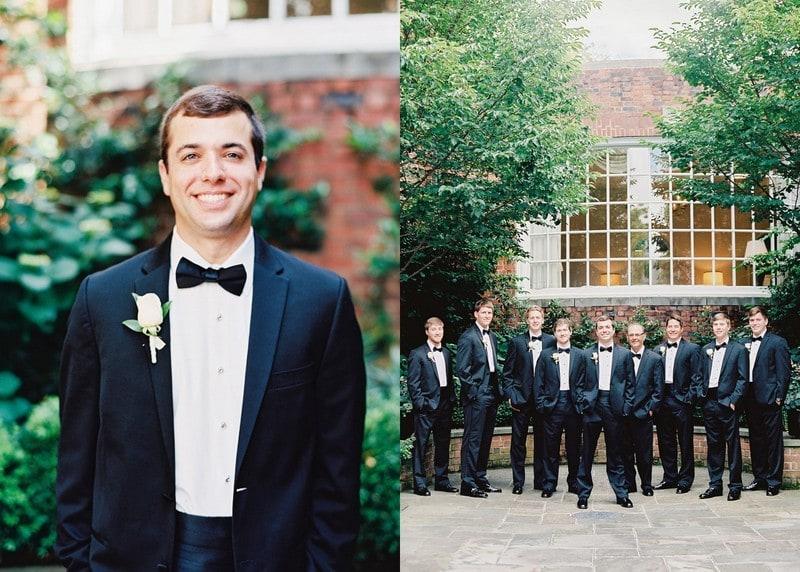 Southern groomsmen North Carolina