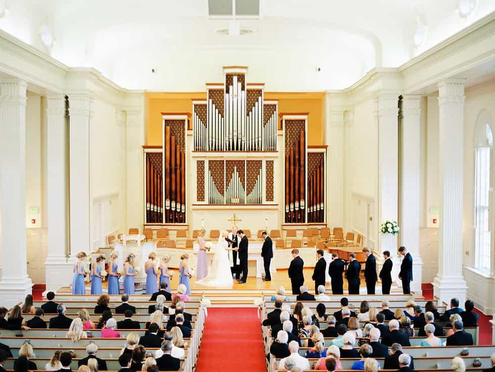 University Presbyterian Wedding Chapel Hill