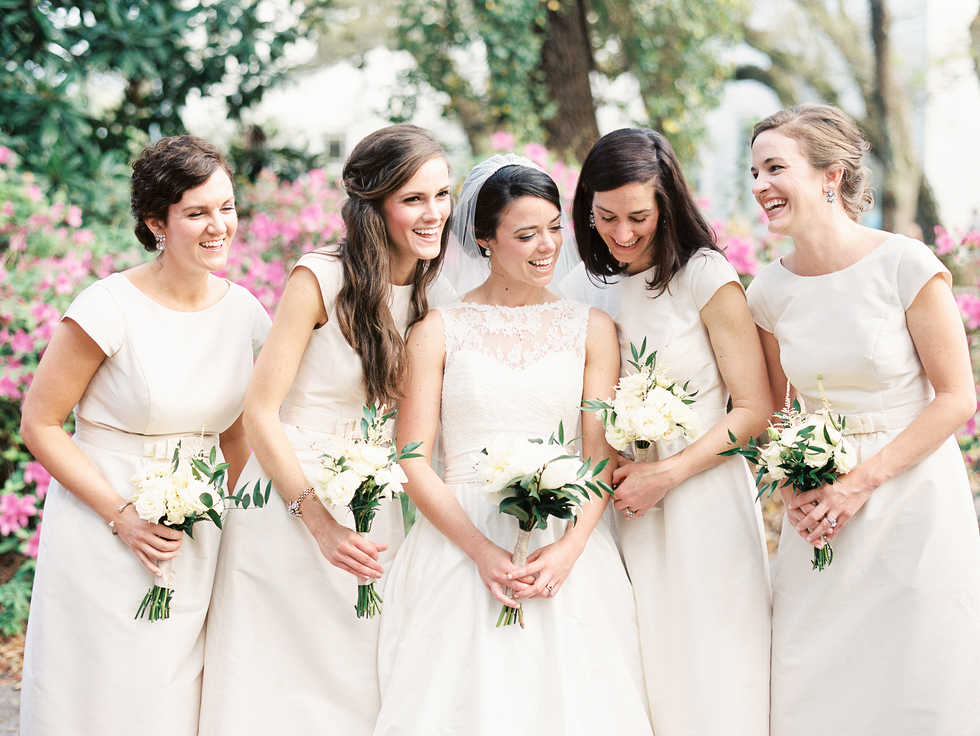 North Carolina Bridesmaids Dresses