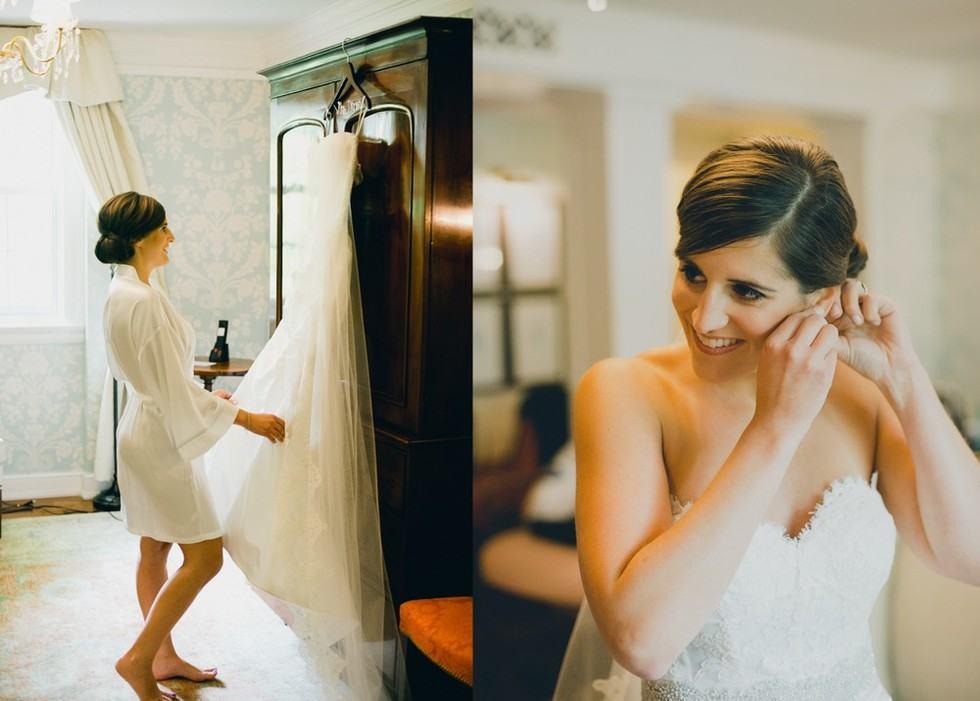 Chapel Hill Bride