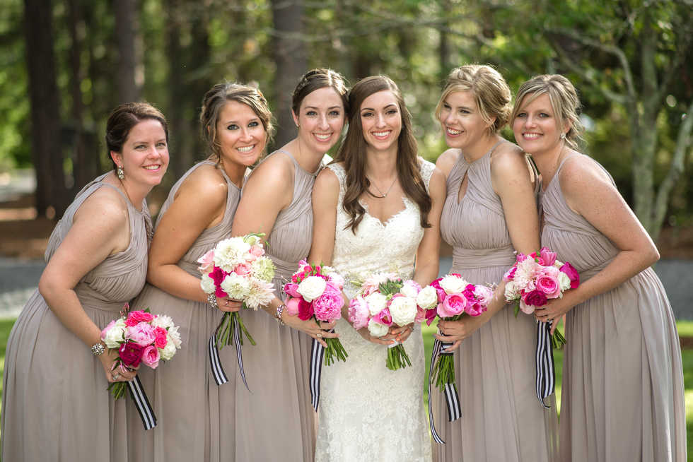 Lilac Bridal Party