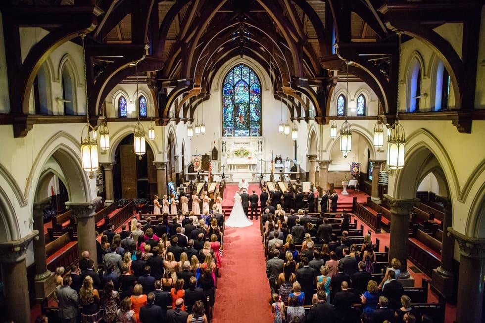 Church of the Good Shepard Wedding