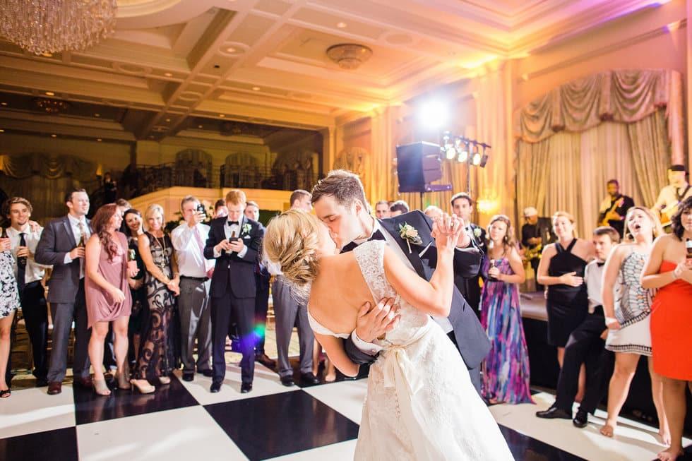 Prestonwood Ballroom Wedding