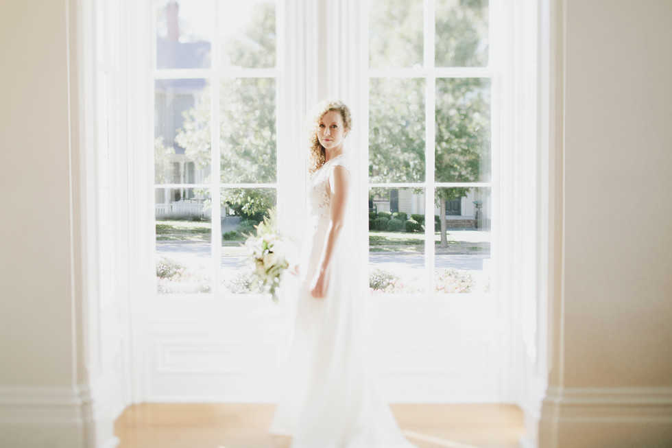 bride - merrimon wynne house