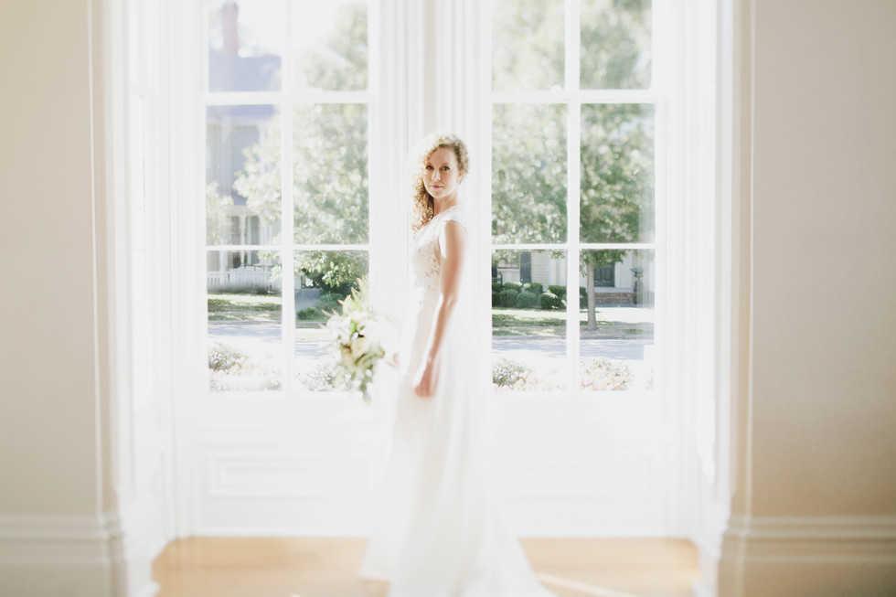 bride - merrimon wynne house