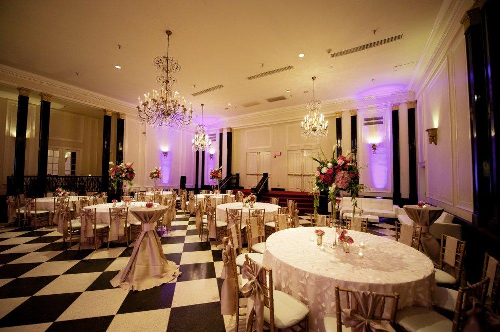 wedding, Carolina Inn,