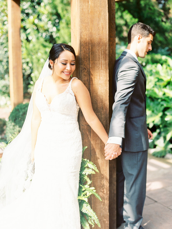 Bride and Groom Private Prayer