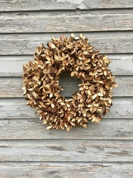 Southern Star Wreath - We love to shop local whenever possible. For a unique gift idea we love these locally grown and crafted wreaths from Nicholas Askew Designs. They are made with the recycled bracts from the cotton plants he hand picks on his family farm right here in North Carolina.