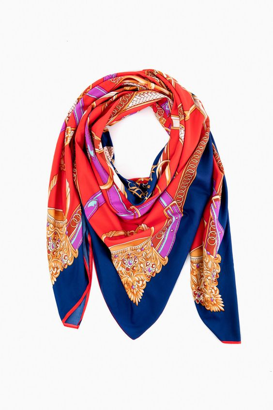 Tuckernuck Scarf - Y'all know we love a pop of color. Gift this gorgeous Tuckernuck scarf to your fashionista Mama or best friend. It's the perfect statement piece and under $50!