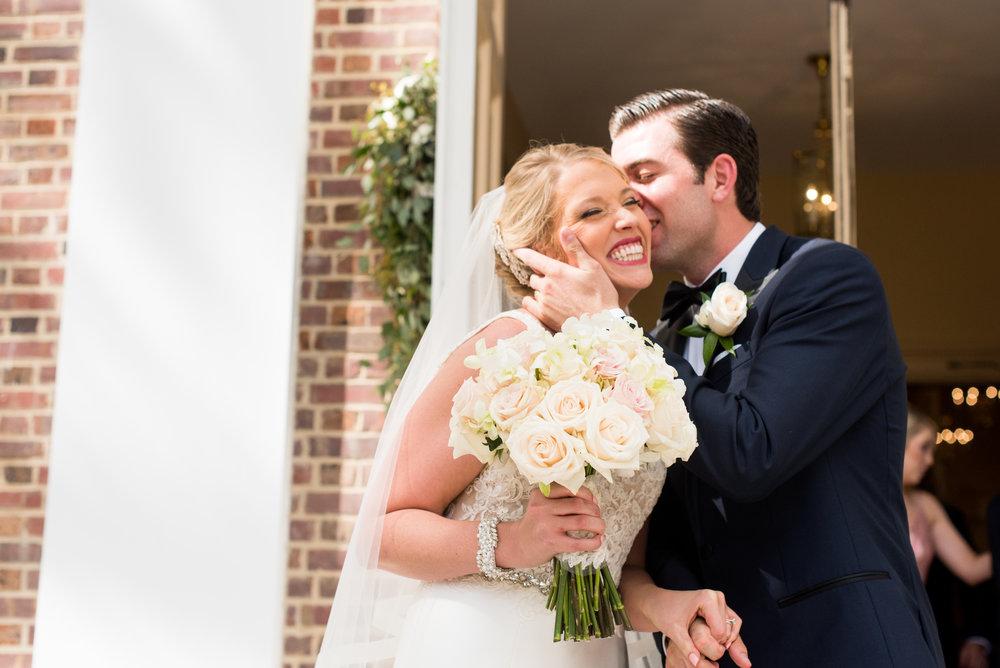 Pinehurst wedding of Lindsey and Brady