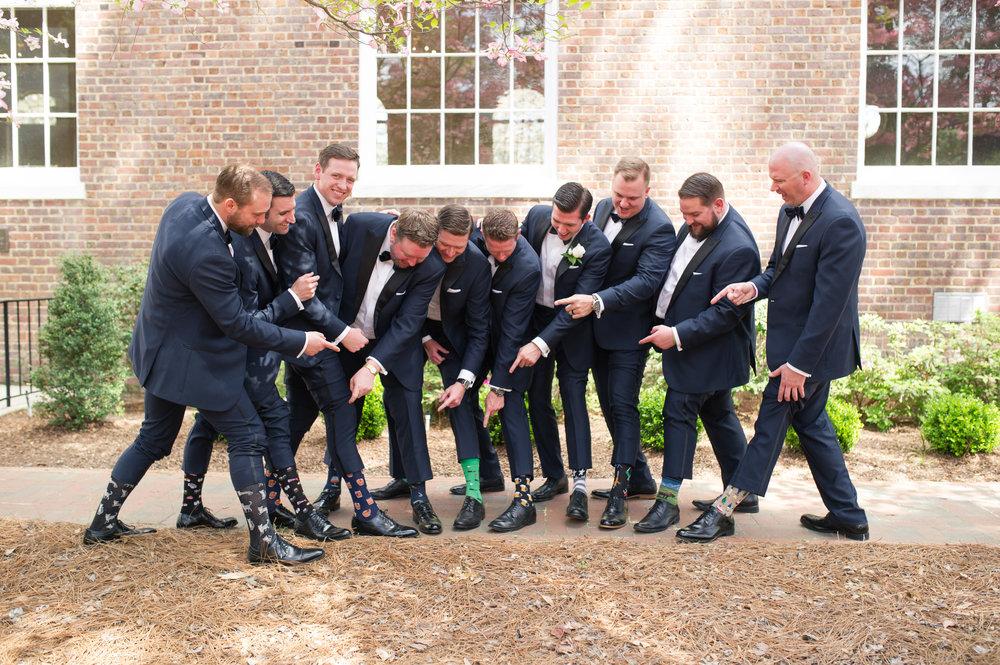 Groomsmen with Matching Socks.jpg