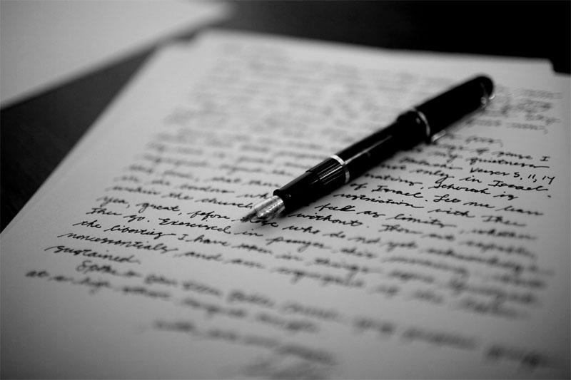 Main Blog - Dove scrivo cose, storie e deliri.