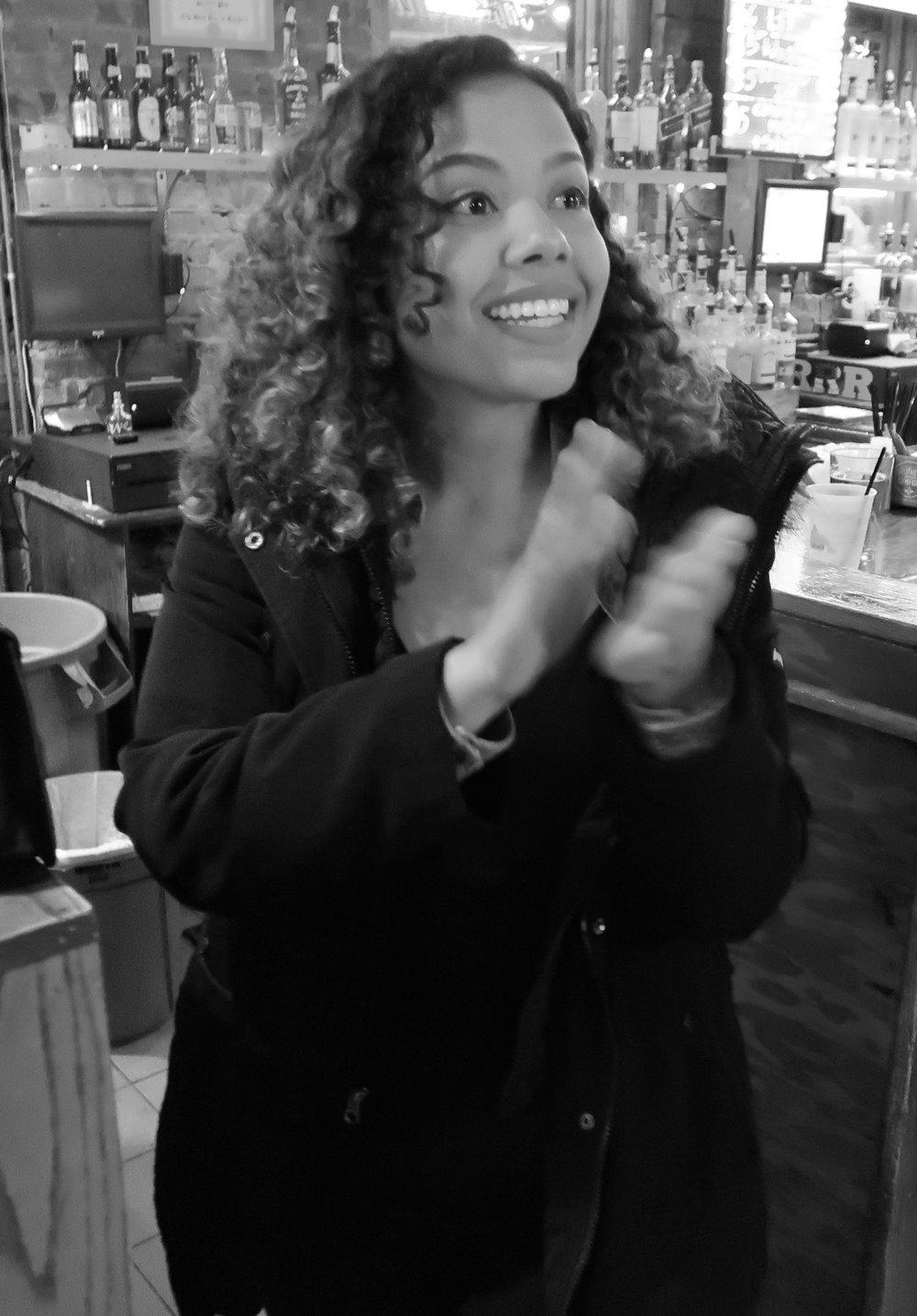 Paulina Jackson - HR ADMINISTRATOR