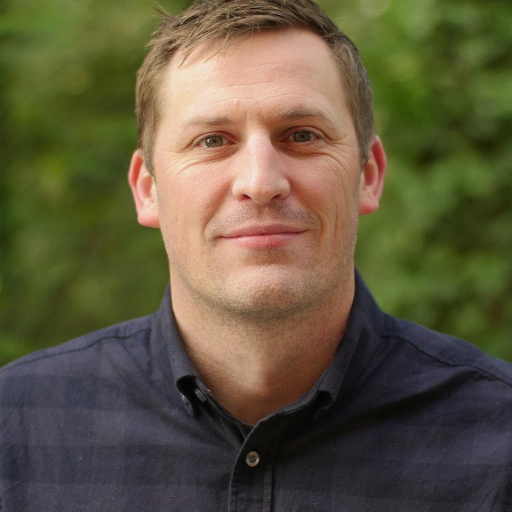 Robb Gossen  Next-Gen Pastor