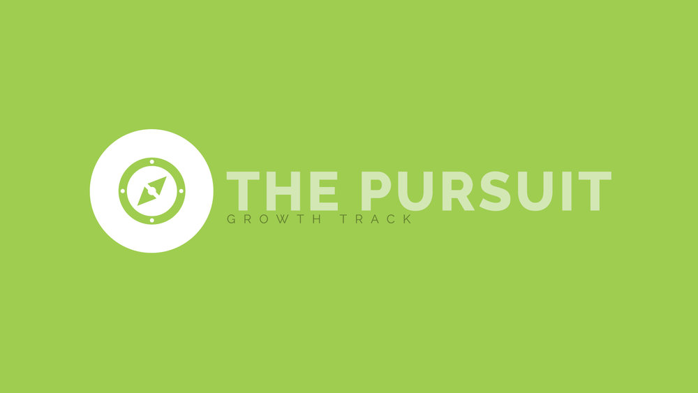 The Pursuit - The Pursuit is an in depth course of study that goes through the Bible as a collection of stories that shape our faith. Lead by biblical scholars from within PDX First, The Pursuit will open your eyes and your heart to the culture by which Jesus lived and breathed, and why ,and how He spoke in the authority He did.Register soon