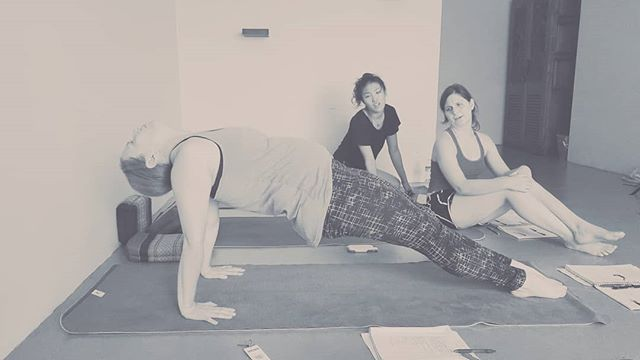 On MONDAY we ground & align at Studio Nine ~~~ 6:15am, 8:30am, Noon & 5:30pm.