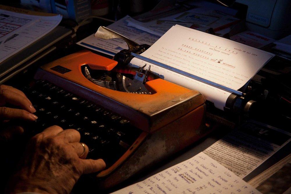 NYT Dominican Baseball Historian Typewriter