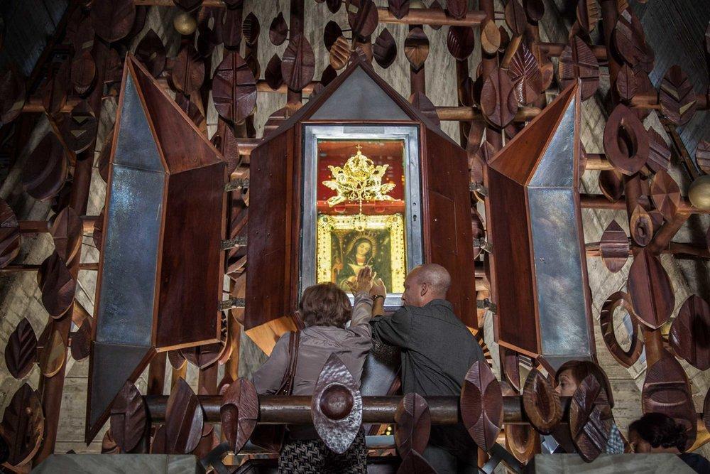 Basilica HIguey Altagracia Deportado Repatriado