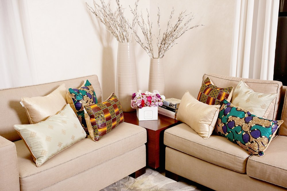 Decorative Pillows and Throws   DECADENT COMFORT